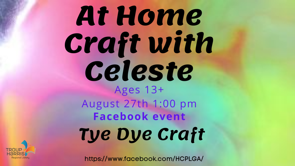 At Home Craft with Celeste