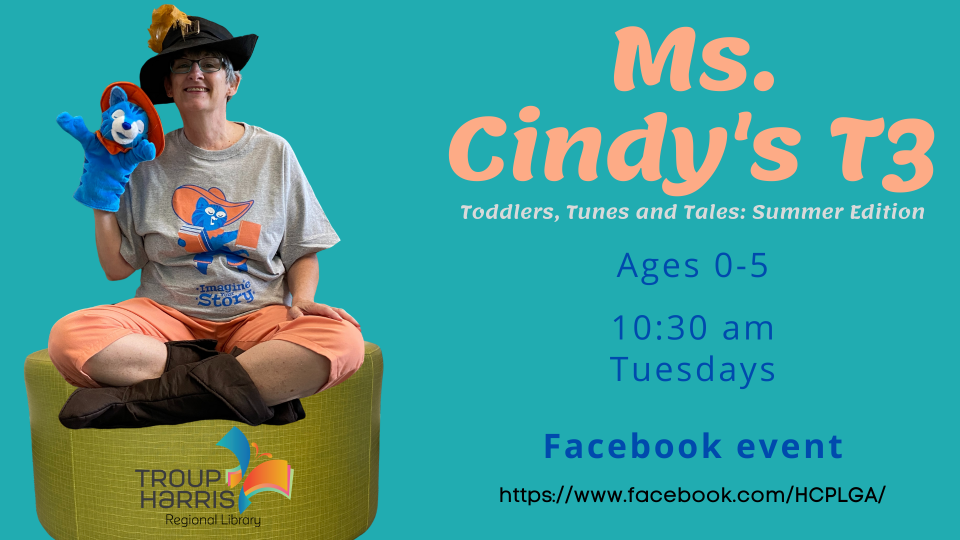 Ms. Cindy's T3: Summer Edition
