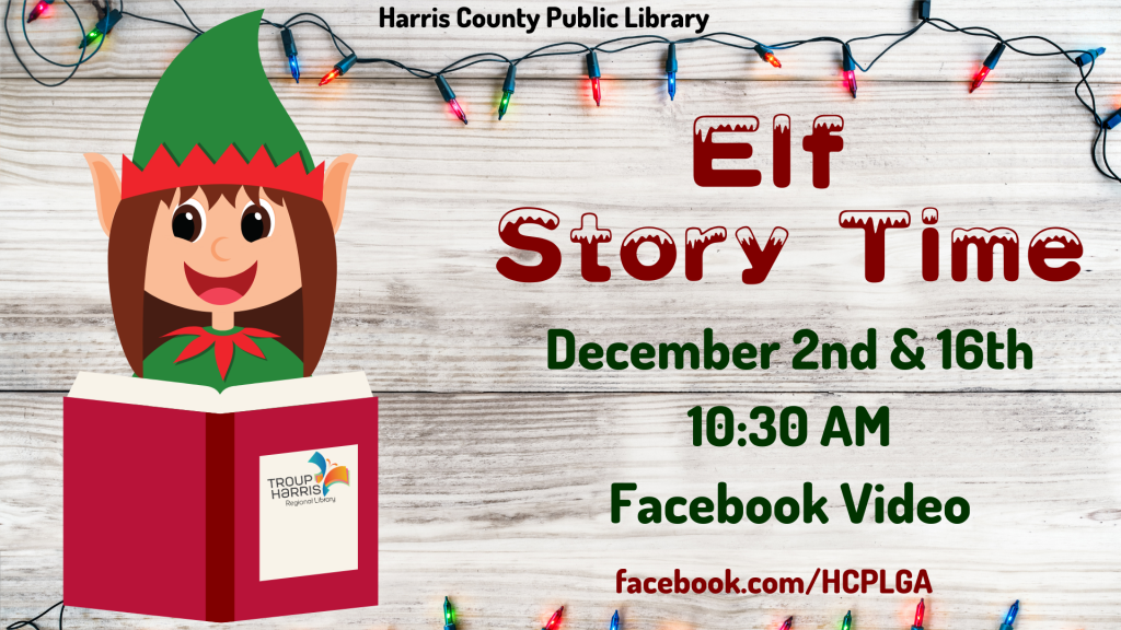 Elf Story Time Video