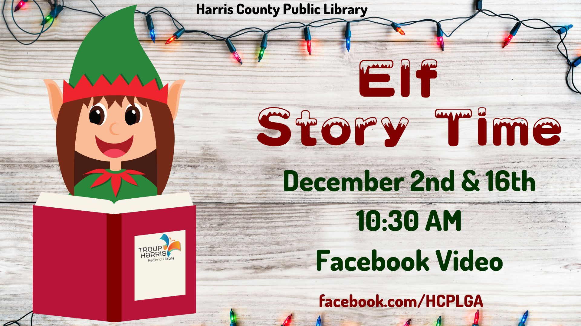 Elf Story Time