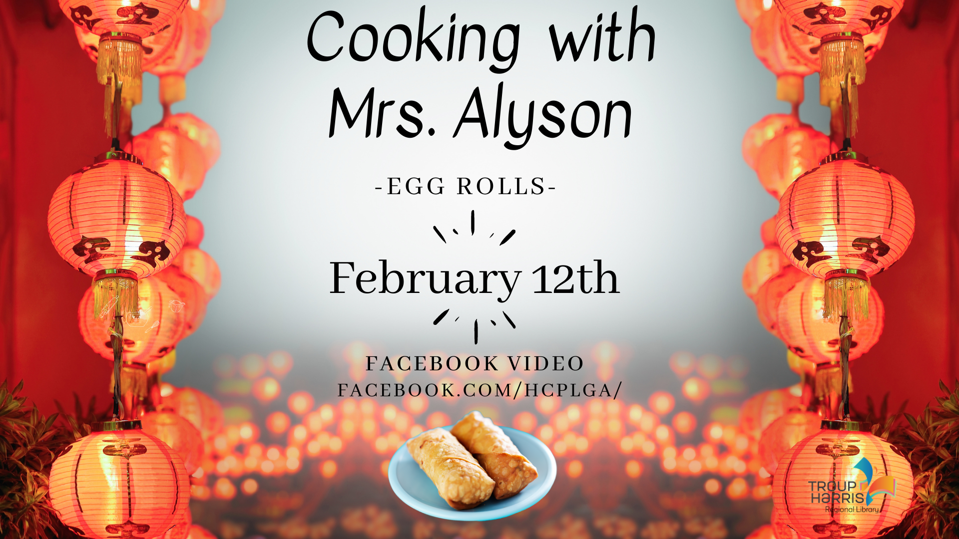 Cooking with Mrs. Alyson