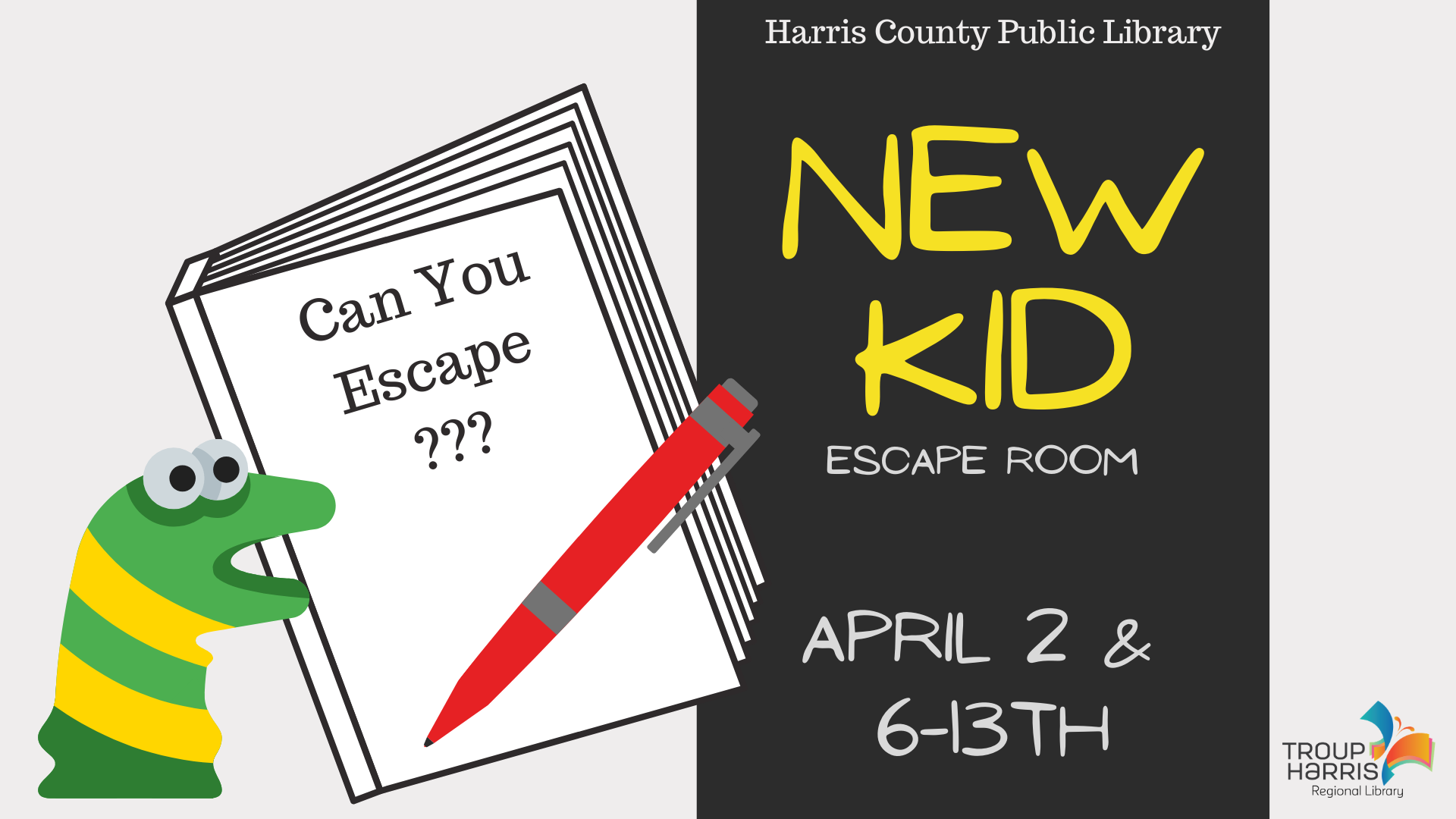 Escape Room: New Kid